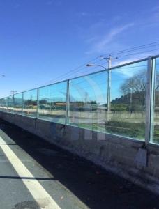 PANTALLAS ACÚSTICAS RUTA 160. TRAMO CORONEL–LARAQUETTE. CHILE