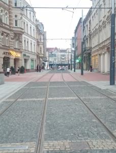 Modernizacja torowiska tramwajowego w Katowicach